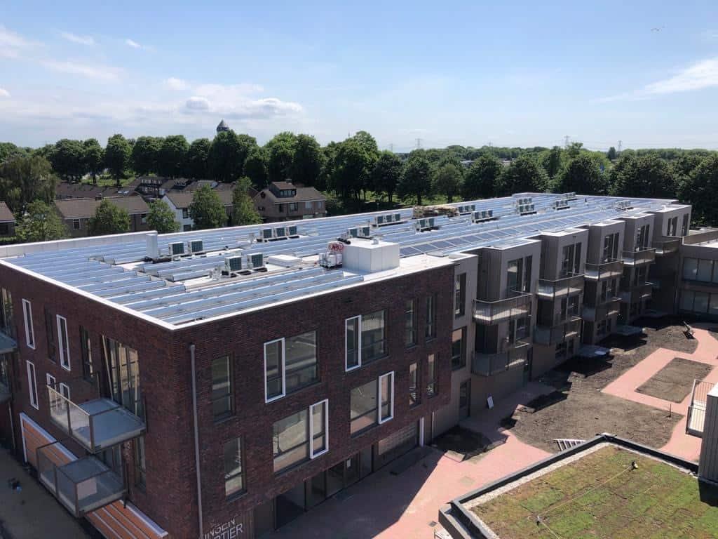 zonnepanelen zakelijk brielle