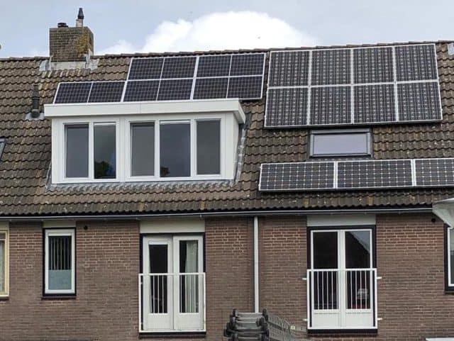 Delft 3350 Wattpiek Zonnepanelen