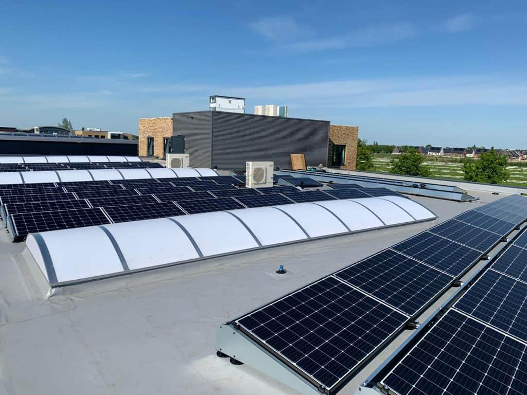 Hardinxveld Giessendam zonnepanelen