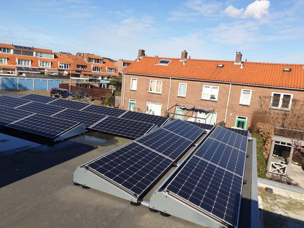 Naaldwijk Wattpiek JA Solar Zonnepanelen