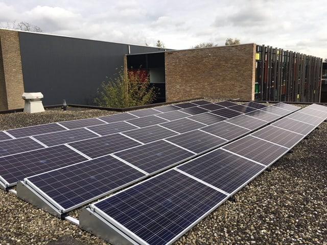 zonnepanelen in sliedrecht